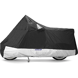 CoverMax Deluxe Motorcycle Cover - CoverMax Deluxe High Exhaust Pipe Motorcycle Cover
