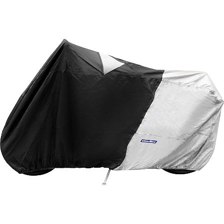 CoverMax Deluxe High Exhaust Pipe Motorcycle Cover - Main