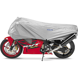 CoverMax Half Motorcycle cover - CoverMax Deluxe Motorcycle Cover