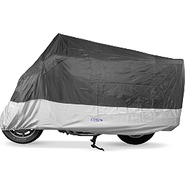 CoverMax Standard Motorcycle Cover - CoverMax Deluxe Motorcycle Cover