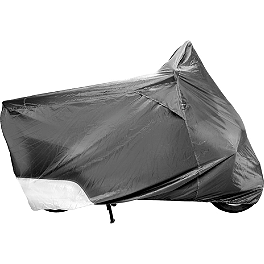 CoverMax Standard Scooter Cover - CoverMax Half Motorcycle cover