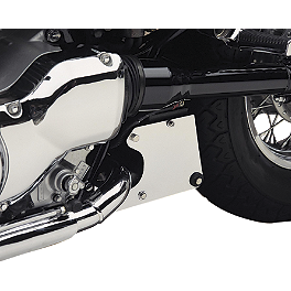 Cobra Battery Box Cover - 1999 Suzuki Intruder 1400 - VS1400GLP Cobra Headlight Visor - 7 1/2