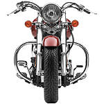 Cobra Freeway Bars - Chrome - Cobra Cruiser Products