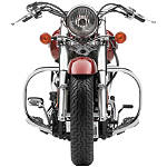 Cobra Fatty Freeway Bars - Chrome - Cobra Cruiser Products