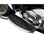 Cobra Front Floorboards - Chrome - Cobra Cruiser Products