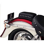 Cobra Fender Rail Extensions - Chrome - Cobra Cruiser Products