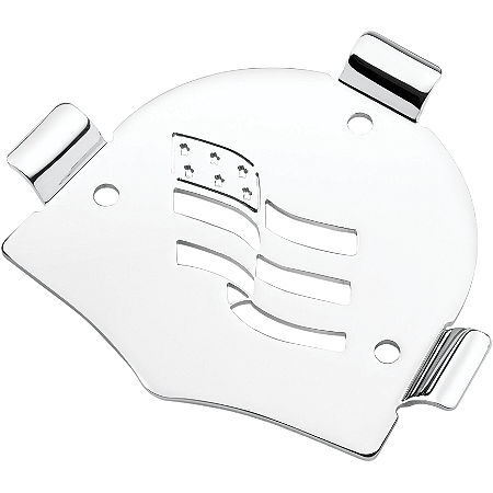 Cobra Steel Sissy Bar Insert - Flag - Main