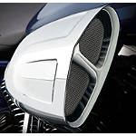 Cobra PowrFlo Air Intake System - Chrome - Cruiser Air Cleaner Kits