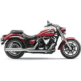 Cobra Power Pro HP 2 Into 1 Exhaust - 2012 Yamaha V Star 950 - XVS95 Cobra Power Pro HP 2 Into 1 Exhaust