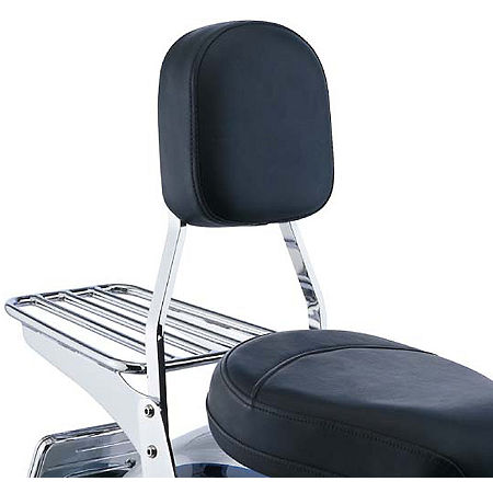 Cobra Standard Sissy Bar - Chrome - Main