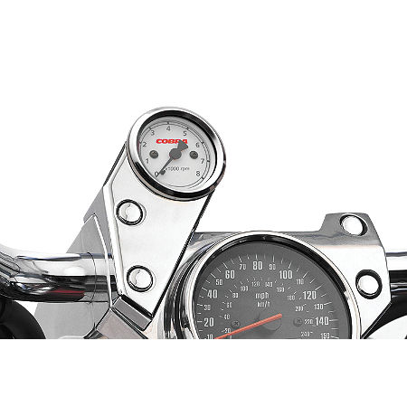 Cobra Tachometer - Chrome - Main