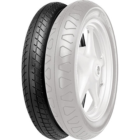 Continental Ultra TKV11 Front Tire - 100/90-18V - Main