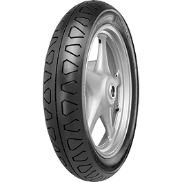 Continental Ultra TKV12 Rear Tire - 110/90-18H - Bridgestone Battlax BT45 Rear Tire 110/90-18