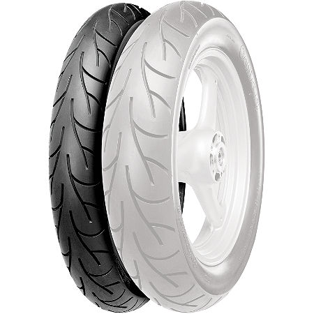Continental GO! Front Tire - 100/90-19VB - Main