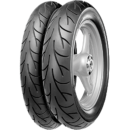 Continental GO! Tire Combo - Continental GO! Rear Tire - 130/80-18VB