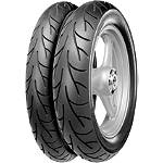 Continental GO! Tire Combo - Continental Cruiser Tires and Wheels