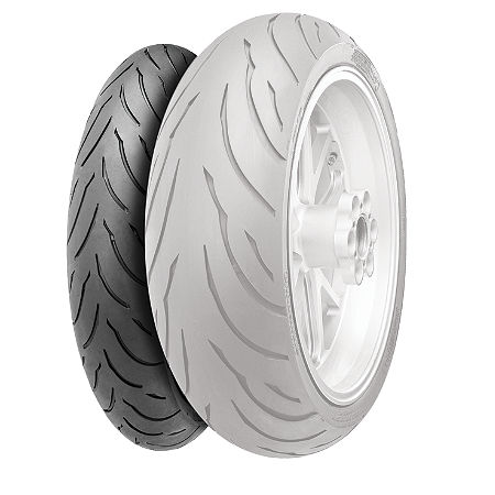 Continental Motion Front Tire - 120/60ZR17 - Main