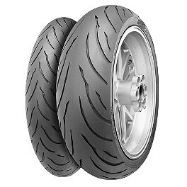 Continental Motion Tire Combo - Continental Road Attack Front Tire - 120/70ZR17