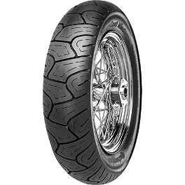 Continental Milestone Rear Tire - 140/90-16H - Continental GO! Front Tire - 110/70-17HB