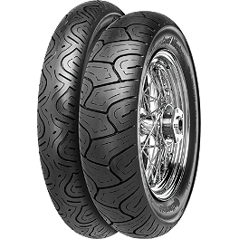 Continental Milestone Tire Combo - Continental Ultra TKV12 Rear Tire - 130/90-16V