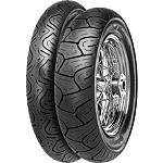 Continental Milestone Tire Combo - Continental Cruiser Tires and Wheels