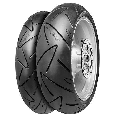 Continental Road Attack Tire Combo - Main