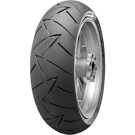 Continental Road Attack 2 Rear Tire 160/60ZR17 - Main