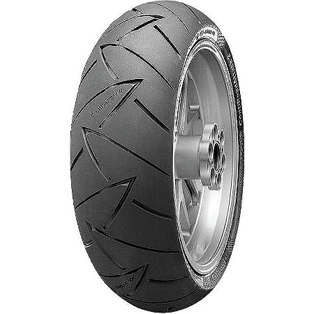 Continental Road Attack 2 GT Touring Radial Rear Tire - 180/55ZR17 - Main
