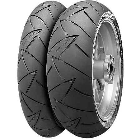 Continental Sport Attack 2 Hypersport Tire Combo - Main