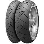 Continental Sport Attack 2 Hypersport Tire Combo - Continental Motorcycle Tires