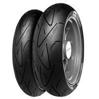 Continental Sport Attack - Hypersport Radial Tire Combo
