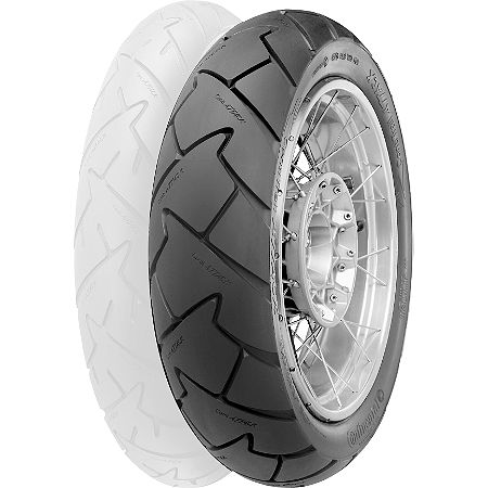 Continental Trail Attack Dual Sport Radial Rear Tire - 180/55ZR17 - Main