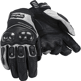 Cortech Accelerator 3 Gloves - Cortech Vice 2.0 Gloves