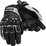 Cortech Accelerator 3 Gloves - Cortech Motorcycle Riding Gear