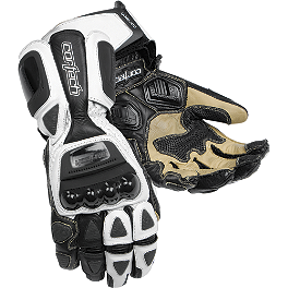 Cortech Adrenaline 2 Gloves - Cortech Latigo RR Gloves