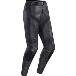 Cortech Adrenaline Leather Pants - Dainese Alien Leather Pants