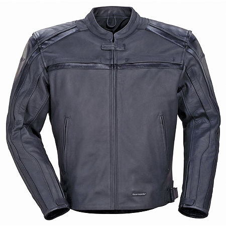 TourMaster Coaster II Leather Jacket - Main