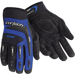 Cortech DX 2 Gloves - TourMaster Airflow Gloves