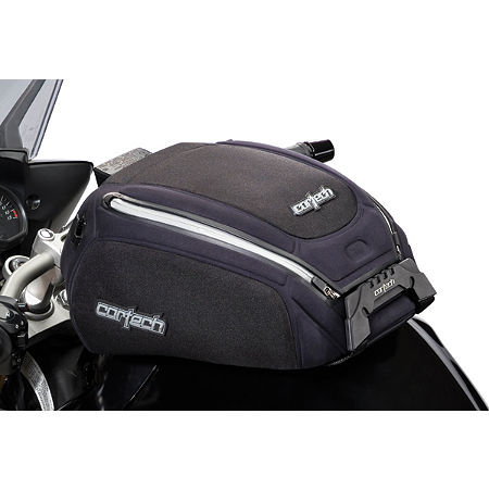 Cortech Medium Dryver Tank Bag And Mount Combo - Main