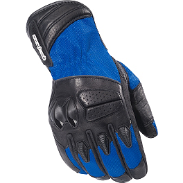 Cortech GX Air 3 Gloves - Joe Rocket Highside 2.0 Gloves