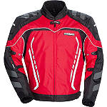 Cortech GX Sport 3 Jacket - Cortech Motorcycle Riding Jackets