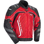 Cortech GX Sport Air 3 Jacket - Cortech Motorcycle Riding Jackets