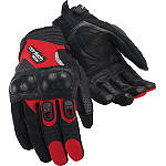 Cortech Women's HDX2 Gloves - Cortech Cruiser Riding Gear