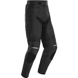 Cortech Latigo Pants - Cortech Adrenaline Leather Pants