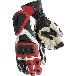 Cortech Latigo RR Gloves - Alpinestars SP-8 Gloves