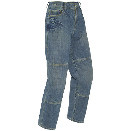 Cortech Mod Denim Pants - Main