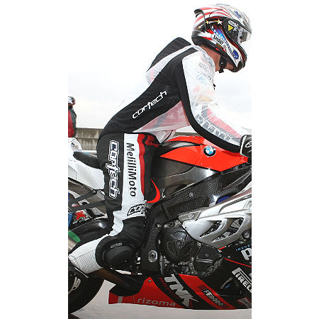 Cortech Road Race Rainsuit Jacket - Main