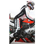 Cortech Road Race Rainsuit Jacket - Cortech Cruiser Riding Gear