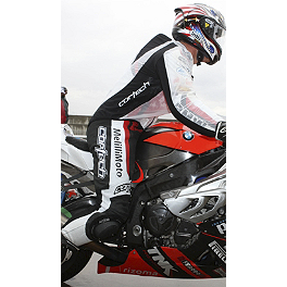 Cortech Road Race Rainsuit Pants - Alpinestars Racing 2-Piece Rain Suit