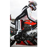 Cortech Road Race Rainsuit Pants - Cortech Motorcycle Rainwear and Cold Weather